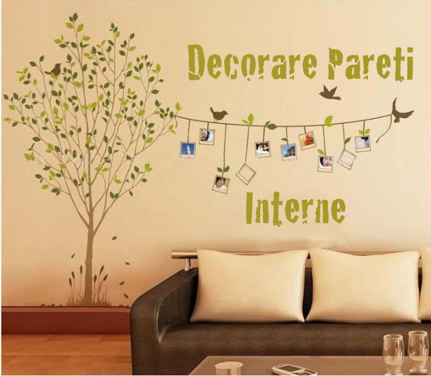 Casa immobiliare accessori decorare pareti interne - Decorare muri interni ...